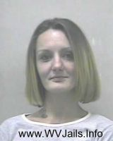 West Virginia Jails info April Baxter mugshot